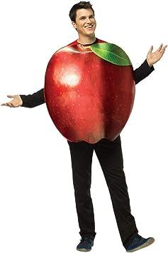 Horror-Shop Disfraz de Manzana roja: Amazon.es: Juguetes y juegos