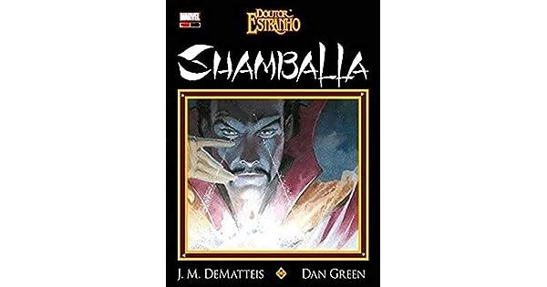 39c29eec332 Doutor Estranho - Shamballa - 9788583682011 - Livros na Amazon Brasil