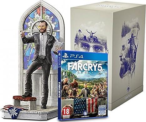 Far Cry 5 - The Father Edition: Amazon.es: Videojuegos