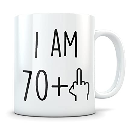 Funny 71st Birthday Gift For Women And Men