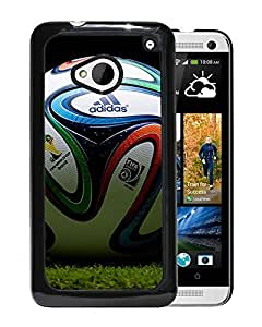 Brazuca Ball Durable High Quality HTC ONE M7 Phone Case