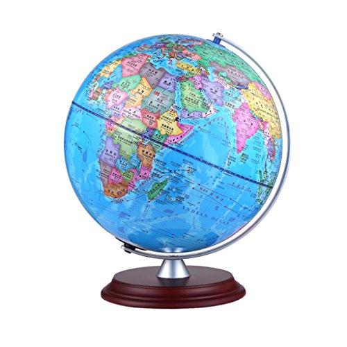 Yzjyzj World Globe Student 32CM HD Children's Study Room Decoration Decoration Map ()