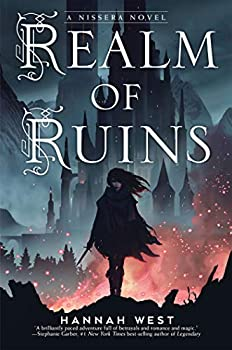 Realm of Ruins by Hannah West science fiction and fantasy book and audiobook reviews