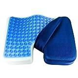Best Gel Cushions - Galashield Coccyx Seat Cushion Cooling Gel Cushion Memory Review