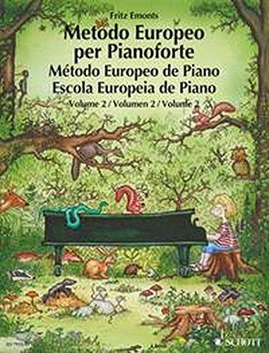 Descargar Libro European Piano Method. Per La Scuola Secondaria Di Primo Grado: 2 Fritz Emonts