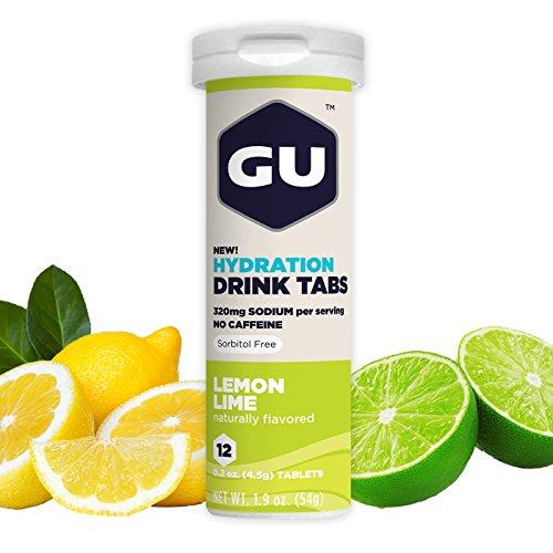 GU Hydration Electrolyte Drink Tablets