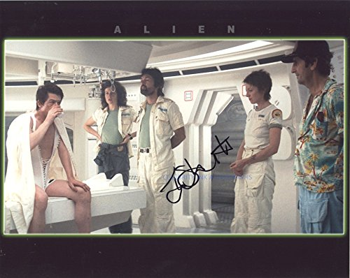 Tom Skerritt as Dallas (Alien) Autograph