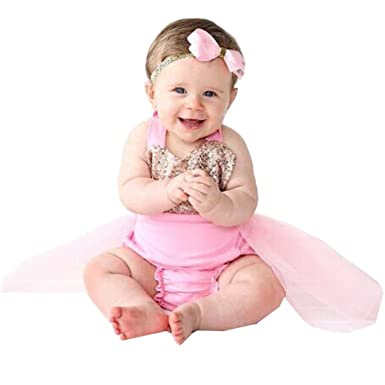 d4c46ae39bf Baby Girls Princess Jumpsuit