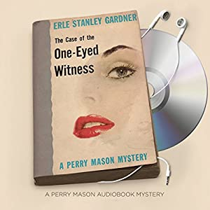 The Case of the One-Eyed Witness Audiobook