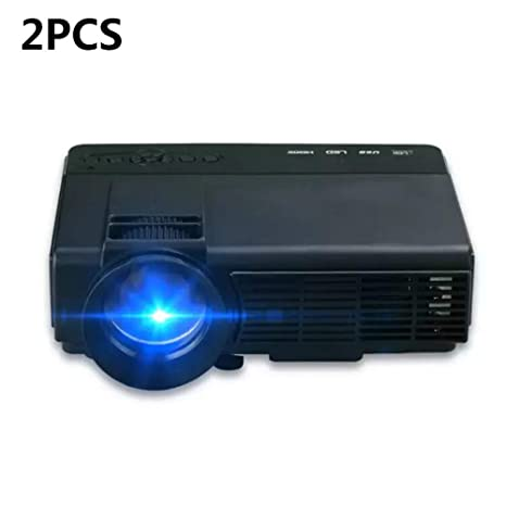 ZUKN Mini Micro LED Proyector Inteligente Full HD 1080P KTV ...
