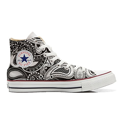 Zapatos Star All Customized Paisley producto Converse Unisex Elegant Personalizadas 6UHOwq