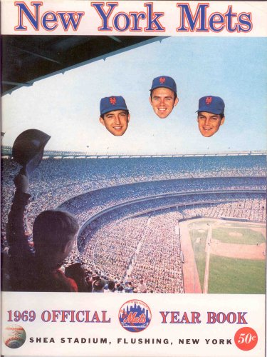 - New York Mets 1969 Official Year Book
