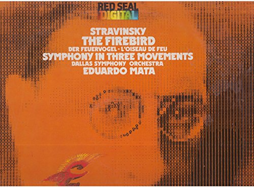 Stravinsky : The Firebird Ballet Suite (1919) _ Symphony in Three Movements (1945)