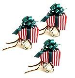 LilyDeal Polar Express Sleigh Bell Gift Set (3 Pack)