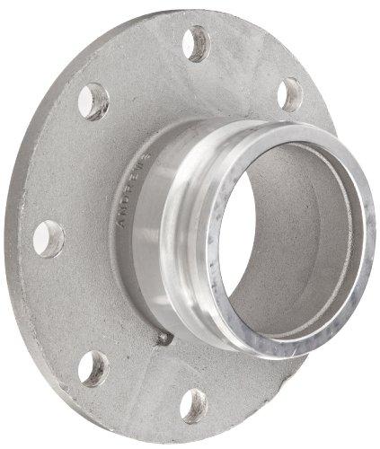 Dixon 800-AL-AL Aluminum Cam and Groove Hose Fitting, 8