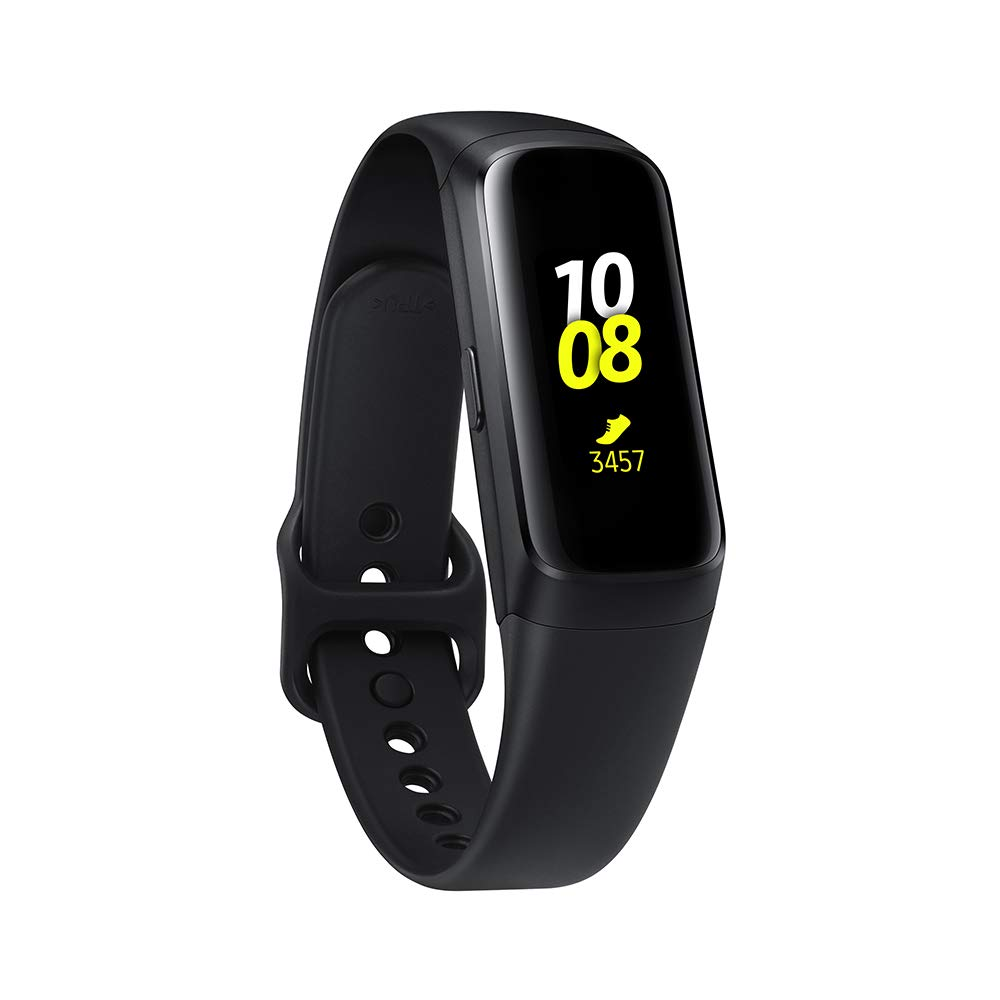 Samsung Galaxy Fit Black (Bluetooth), SM-R370NZKAXAR - US Version with Warranty by Samsung