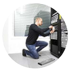 alfombrilla de ratón Es consultor en lugar de disco duro en el centro de datos - ronda - 20cm