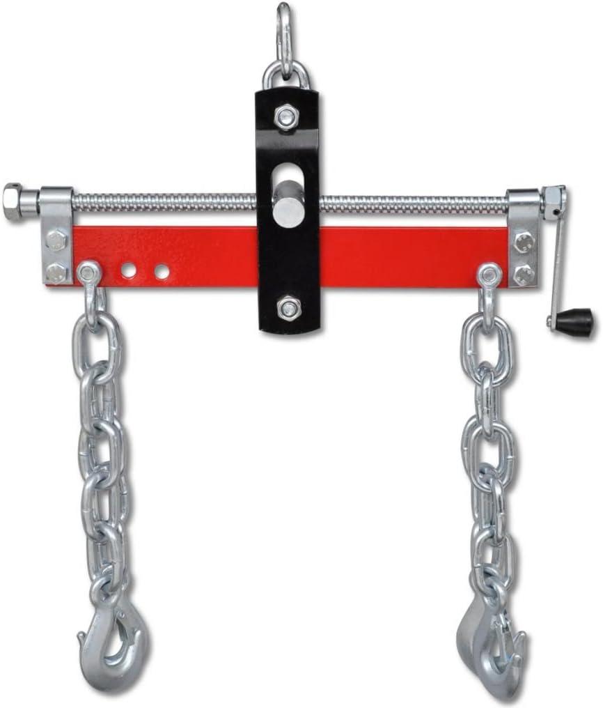 Barbell crane crane positioner crane lifting engine with hooks and handle crane motor positioner for workshop crane adjustable model up to 900 kg