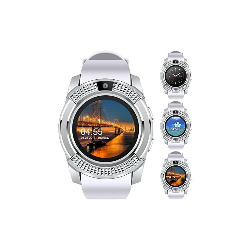 Padcod V8 Sports Smartwatch Bluetooth 4.