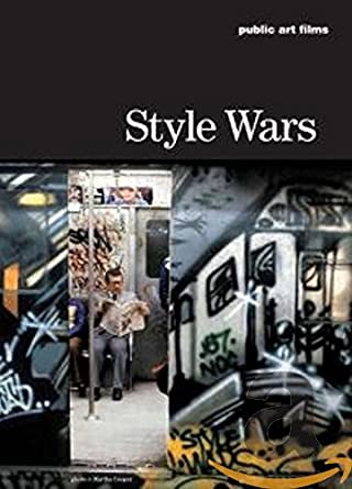 Amazon.com Style Wars Demon, Kase 2, Eric Haze, Spank
