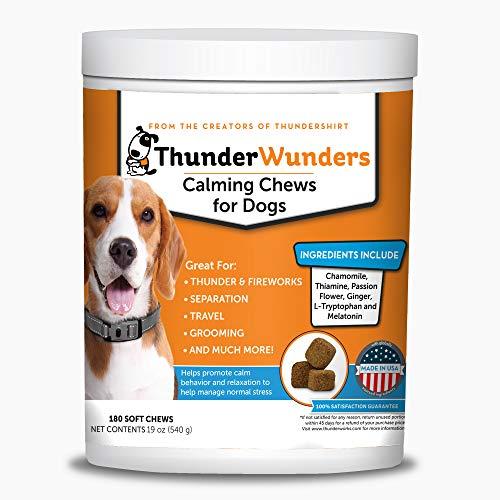 ThunderWunders Dog Calming Chews
