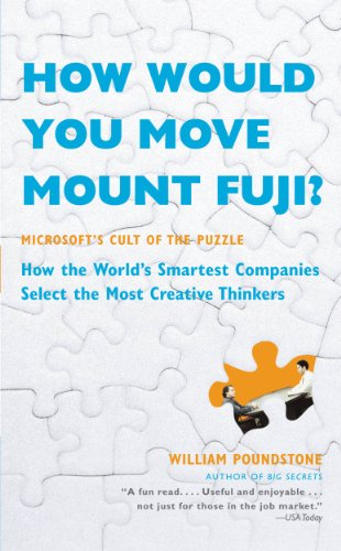 Amazon how would you move mount fuji microsofts cult of the microsofts cult of the puzzle how the fandeluxe Image collections