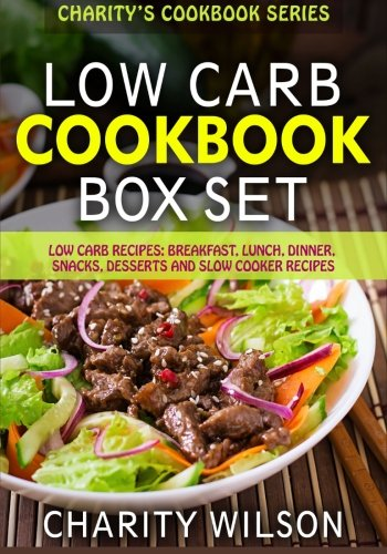 Low Carb Diet Cookbook Box