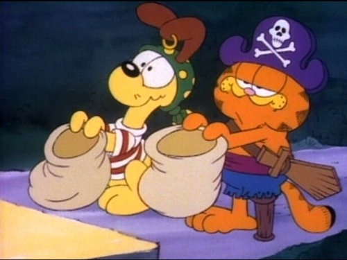 Garfield's Halloween -