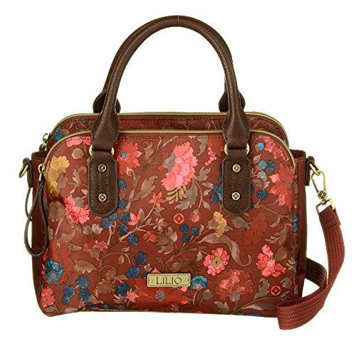 Lilió Amsterdam Handbag S Borsetta In Palissandro