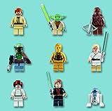 LEGO Star Wars Ls007 General Birthday Greeting Card