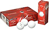 Callaway Chrome Soft 2016 Golf Balls, White (One Dozen)