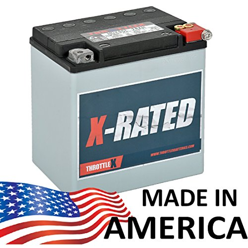 Agm Motorcycle Battery - 5