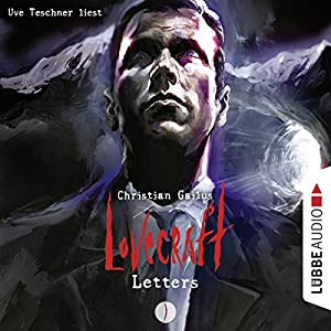 Lovecraft Letters 1 Hörbuch