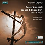 Concerti Musicali Per Uso Di Chiesa 1 by Legrenzi, G. (2010-02-23)