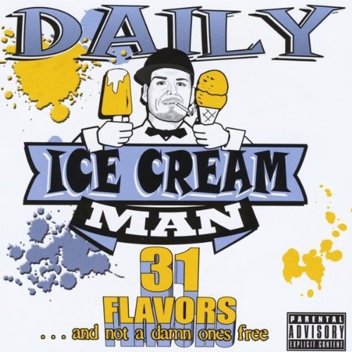Price comparison product image Ice Cream Man (31 Flavors & Not a Damn Ones Free)