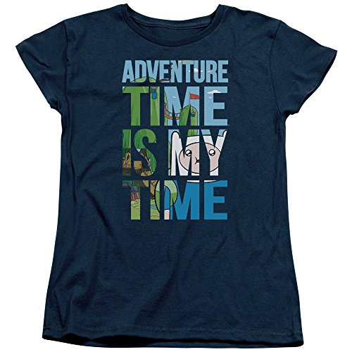 de My Navy Camiseta Mujer Time Adventure gRPwqFR