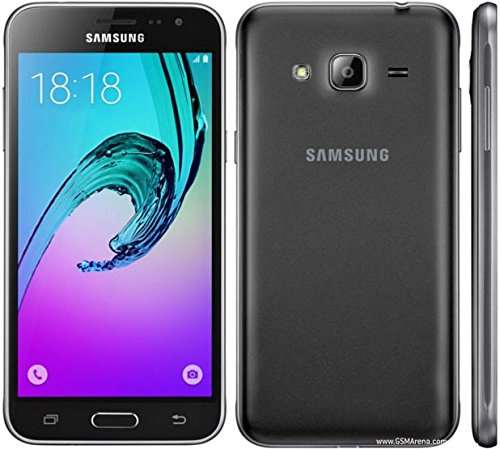Samsung Galaxy Express Prime Unlocked Phone, SM-J320V, 16GB, Black