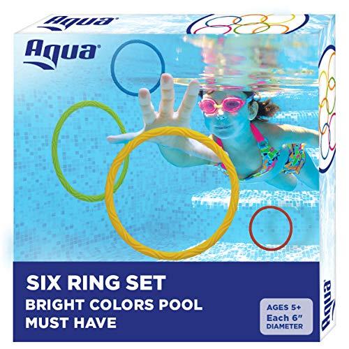 Aqua Classic Dive Rings