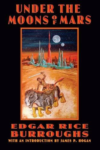 Under the Moons of Mars (Bison Frontiers of Imagination) PDF