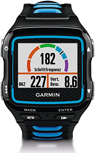Garmin Forerunner 920XT - Reloj GPS, color azul / negro 309.00€