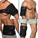 Ice Pack Wrap - Reusable Flexible Gel Clay with Adjustable Strap | Hot & Cold Compress Therapy Pain Relief and First Aid Injuries - Best for all Joints & Muscles, Knee, Back, Shoulder - Large 14"|160|160|?|en|2|b60f4dbc15d50a69dab36413d8f9b638|False|UNLIKELY|0.3277372717857361