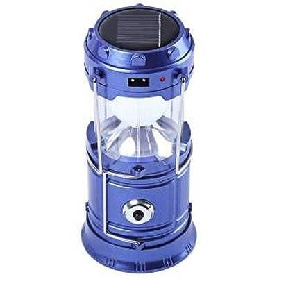 Kytaste LED Solar Emergency Light Lantern, High Light Toruch, USB Mobile Charger, 3 Power Source Solar, Battery, Lithium Battery, Travel Camping Lantern,Multicolor