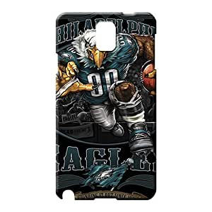 samsung note 3 Eco Package durable Cases Covers Protector For phone cell phone carrying covers philadelphia eagles nfl football