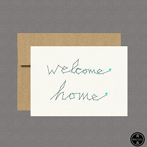 Amazon.com: Military Greeting Card - Welcome Home Connect the Dots