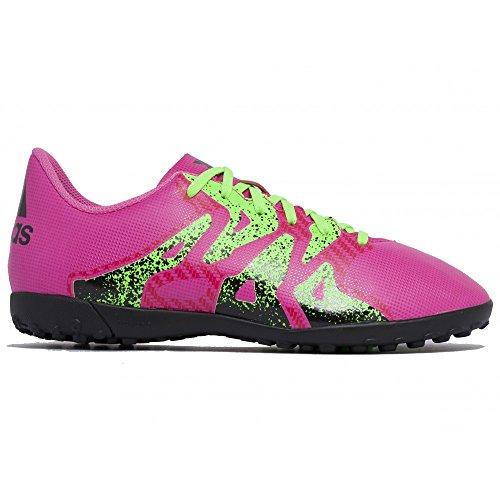 Adidas X 15.4 Tf J - Shopin / Sgreen / Cblack
