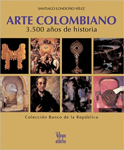 Book Arte Colombiano: