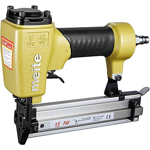 meite F32 18 Gauge 3 8-Inch to 1-1 4-Inch Pneumatic Brad Nailer or Finish Nailer