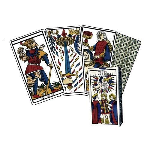 Dusserre - Tarot de Marseille Luxe Paul Marteau 78 cartes