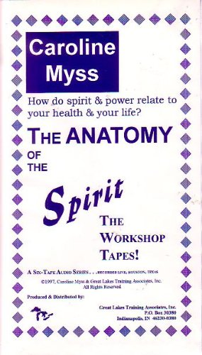Download The Anatomy Of The Spirit The Workshop Tapes 6 Audio