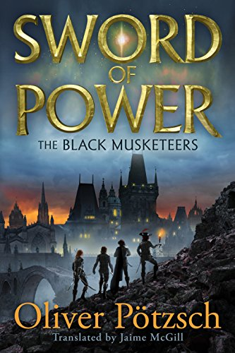Sword of Power (The Black Musketeers Book 2) (English Edition)